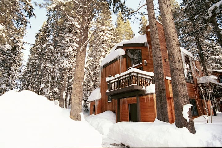 NEW! Remodeled 3BD+3BA Ski EagleLodge Meadowridge