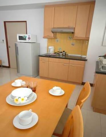 Rangsit Apartment II - Tanyaburi - Apartament