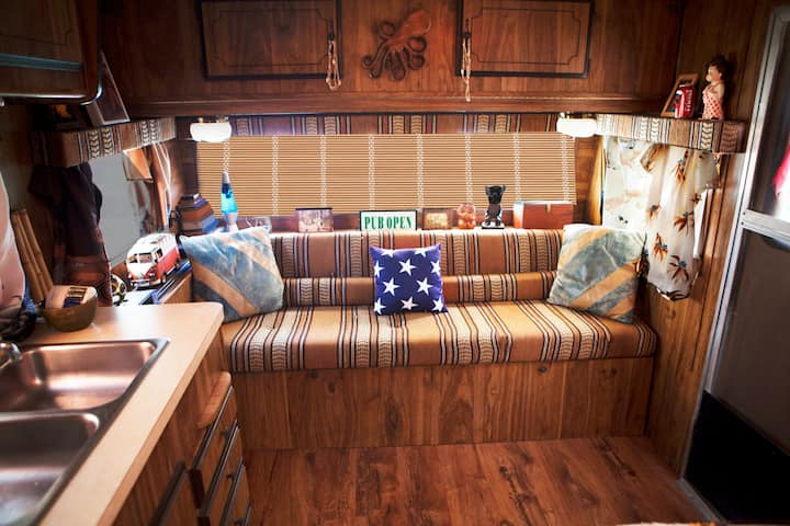 Your Bro's Groovy 1978 Surf Camper