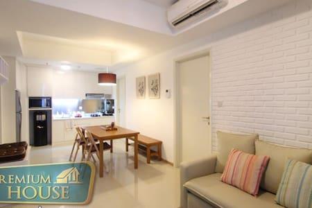 Cozy2BR next to KotaKasablanka Mall - Jakarta Selatan - Lägenhet