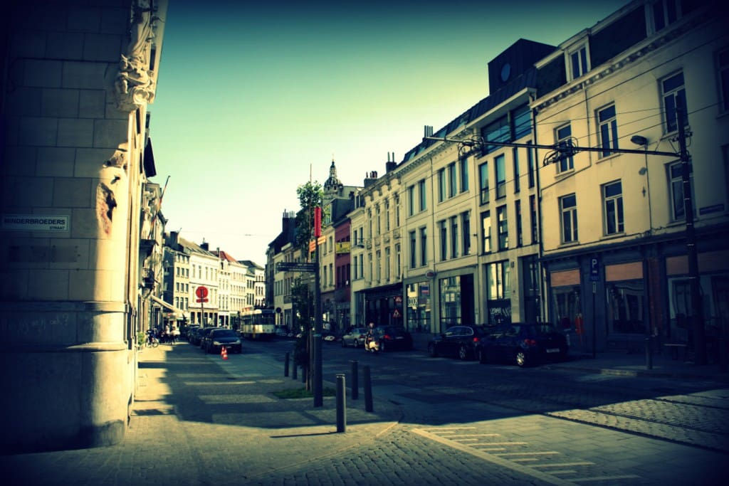 1 pers. groundfloor in Antwerp Ctr.