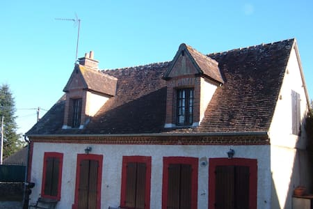 petite maison cocooning - Saint-Maurice-lès-Charencey