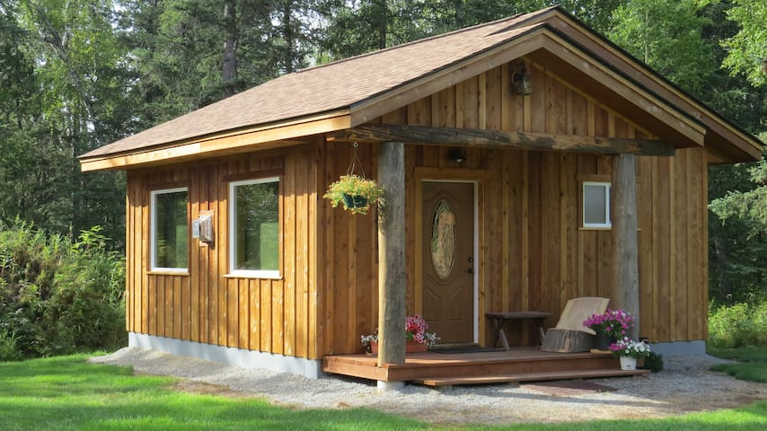 Moose Haven Cabin - Palmer - Cabana