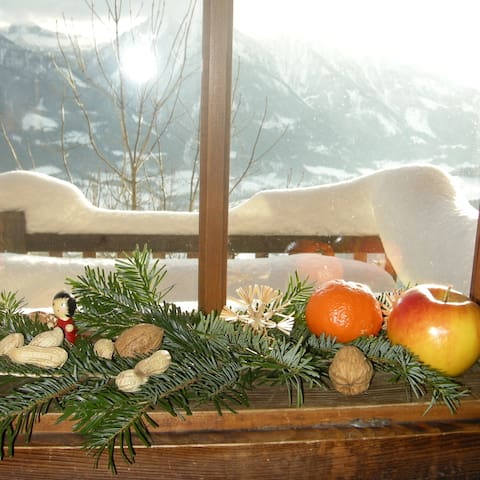 Amazing hist.mountain Farmhouse -10 - Sankt Veit im Pongau - กระท่อมบนภูเขา