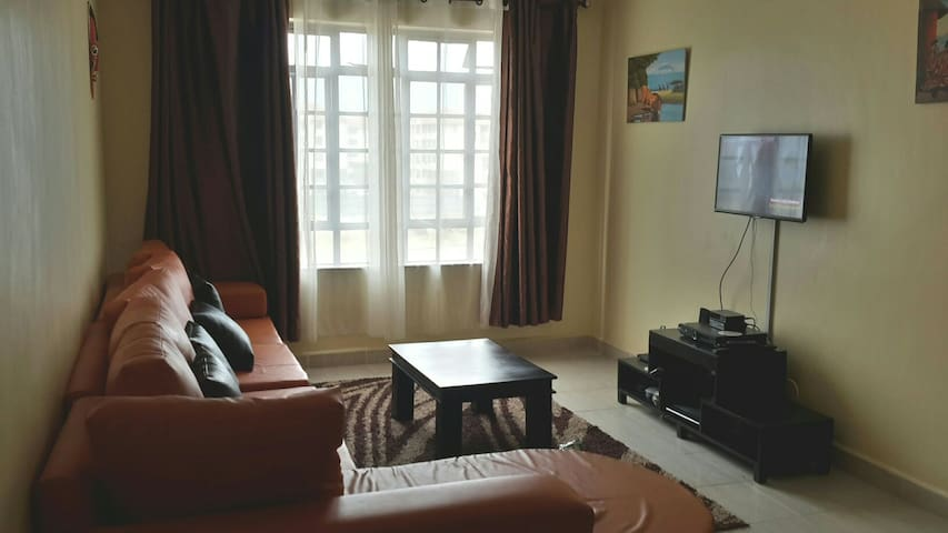 Amazing bedroom near JKIA airport - Mlolongo  - Lägenhet