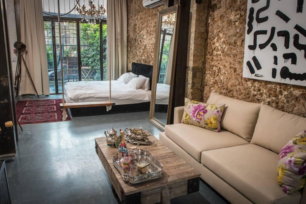 honemoon suite