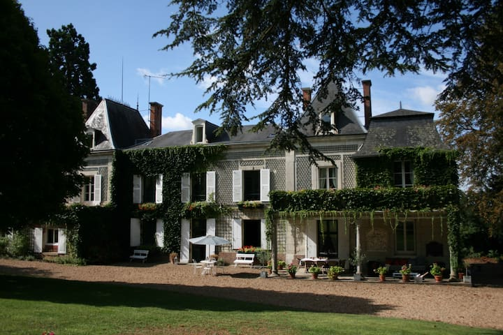 Château de la Marsauderie - Villiers-sur-Loir - Kastil