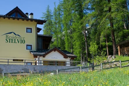 RESIDENCE DELLO STELVIO - Apartment