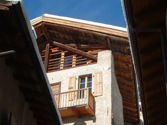 La casa sopra i tetti - Ragoli - Apartment