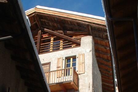 La casa sopra i tetti - Ragoli - Apartament