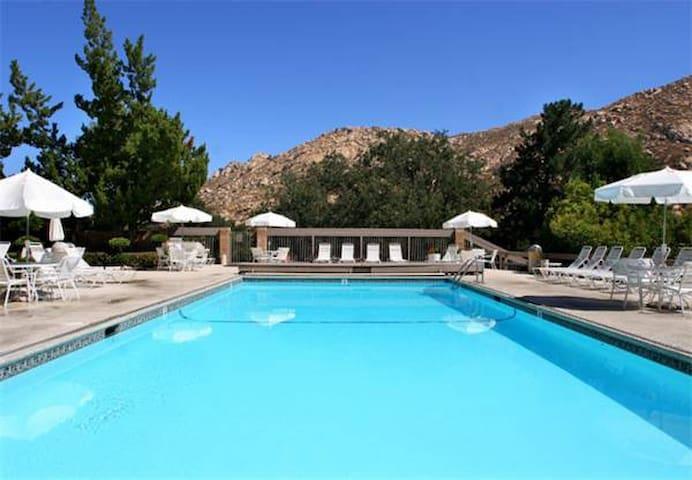 San Diego Country Estates!  Elegant - Ramona - Selveierleilighet