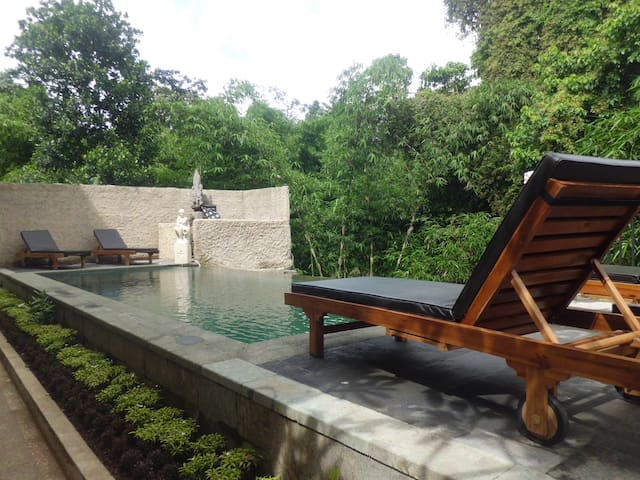 Adipana Bungalow #downstair - gianyar - Apartmen