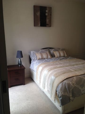 Perfect location for holidays, 2 double beds!