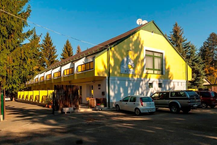 Lipicai Hotel - Szilvásvárad - 家庭式旅館