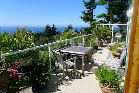 Ocean View Retreat, Florence/Yachats, OR
