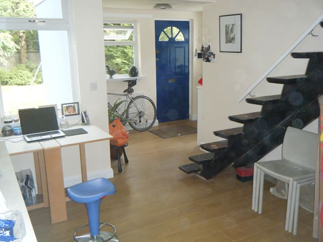 Room in modern home - Belfast - House