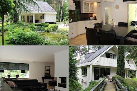 Luxe villa midden op de Holterberg - Holten
