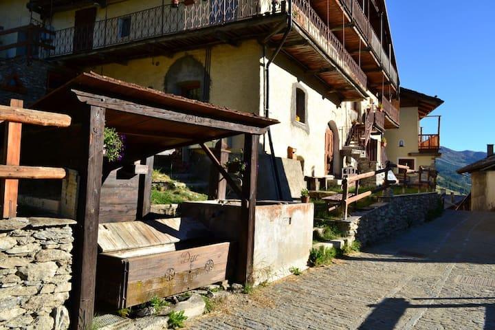 vacanze in montagna: sci e turismo - Pragelato - บ้าน