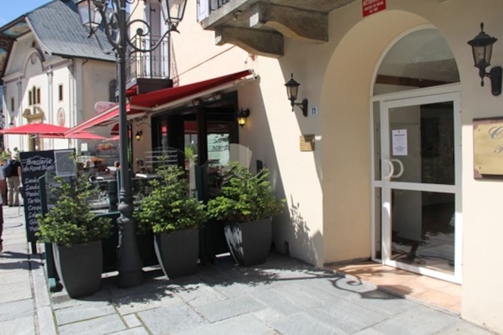 T2 cosy plein centre saint gervais flats for rent in - Office tourisme saint gervais les bains ...