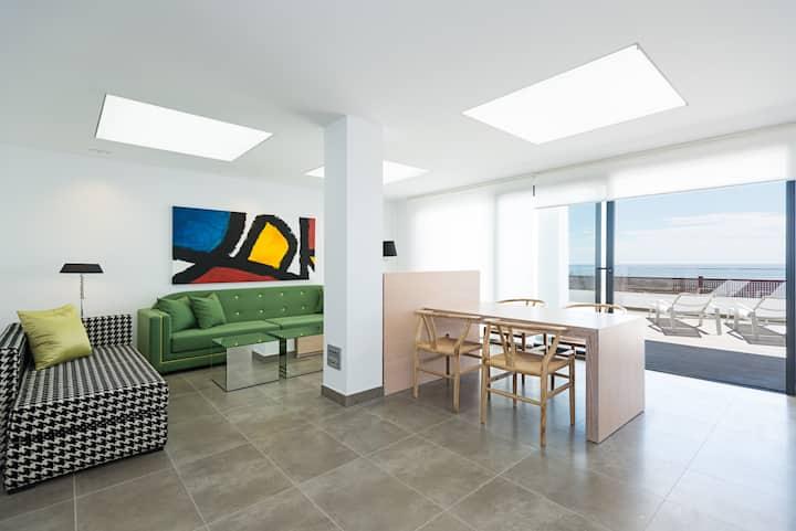 Loft Superior Altos de la Gloria Beach Apartments