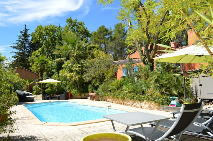 Les Butias, Aix-en-Provence - Le Tholonet - House
