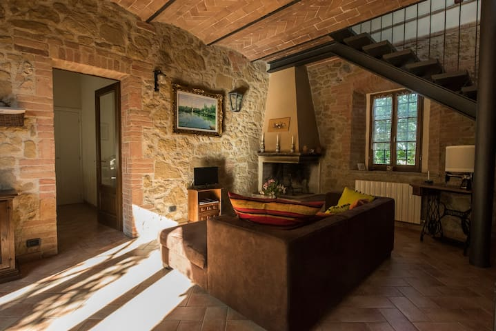 Tuscan Country House - Siena - Casa