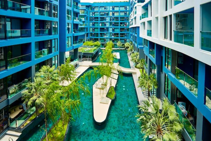 ACQUA,Jomtien Beach A/309 - Muang Pattaya - Lägenhet