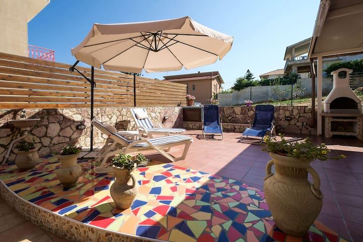 Lovely, Big Seaside Apartament - Alcamo Marina - Apartemen