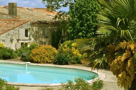Le Moulin de Mouron - benet - Bed & Breakfast