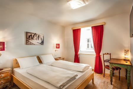 Centro Brunico B&B Am Schloss Flowe - Bruneck - Bed & Breakfast