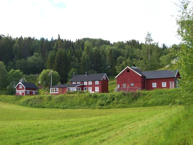Moengen, a lovely place to stay - Leksvik - Kulübe
