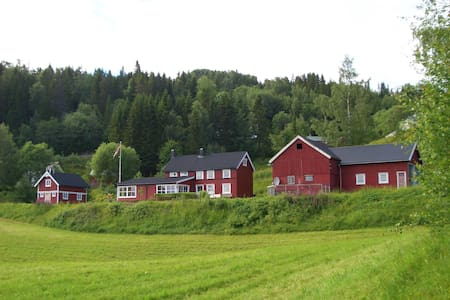 Moengen, a lovely place to stay - Leksvik - Kabin
