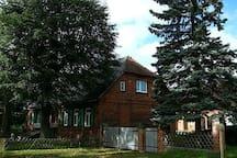 Unser ehemaliges Müller-Haus