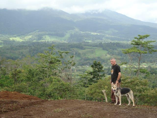 nature et calme au  Costa Rica - Bijagua