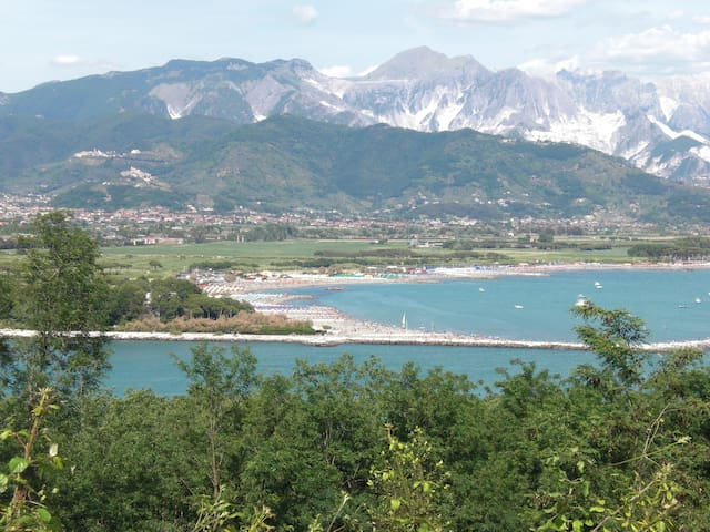 Fiumaretta 250 metri dalla spiaggia - Fiumaretta - Appartement