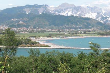 Fiumaretta 250 metri dalla spiaggia - Fiumaretta