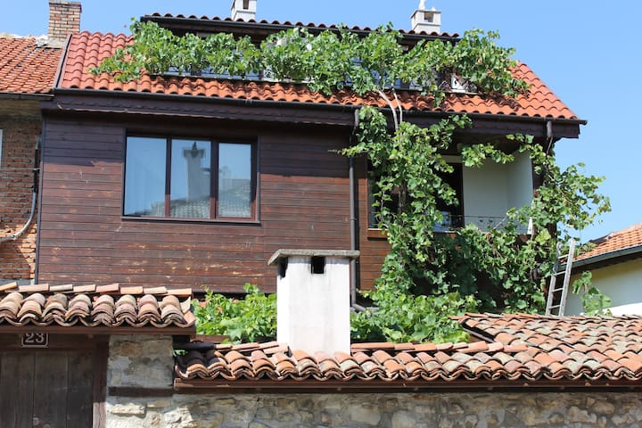 Triple room-House in Old Nessebar