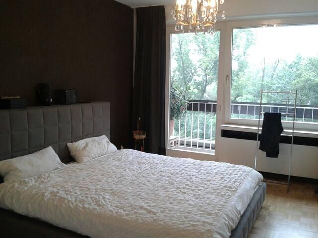 Wohnung mit Balkon und Rheinnähe - 科隆(Köln) - 公寓