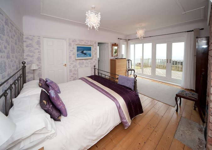 HILBRE B&B-River view room - Gwespyr holywell - Bed & Breakfast