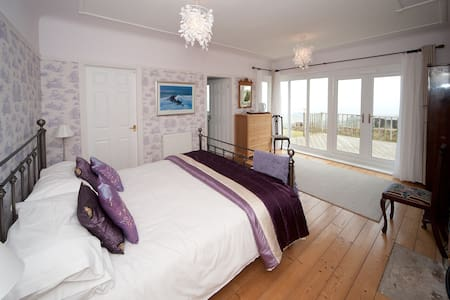 HILBRE B&B-River view room - Gwespyr holywell