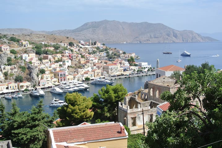 Dream holiday home in Symi - Ano Symi