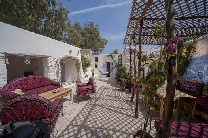 Authentique maison beldi marocaine. - Essaouira - Feriehjem