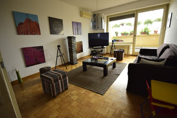 100 square meters apartment. - Beograd - Wohnung