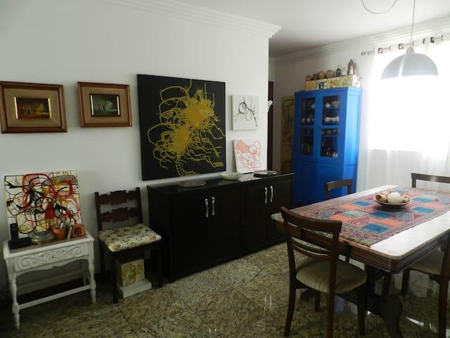 Bedroom - Cozy apartment / Studio Monica Nitz - Vitória - Apartemen