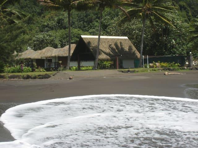 Chalet 1 chambre à Tahiti-Faaone j - Papara