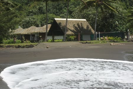 Chalet 1 chambre à Tahiti-Faaone j - Papara - Chalet