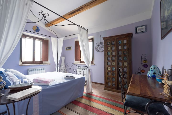 B&B Locanda Nemorosa - Camera 2 - Montecarotto - Bed & Breakfast