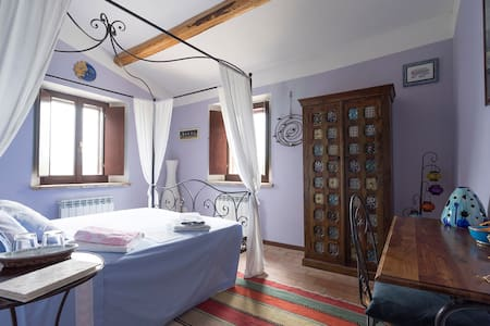 B&B Locanda Nemorosa - Camera 2 - Montecarotto