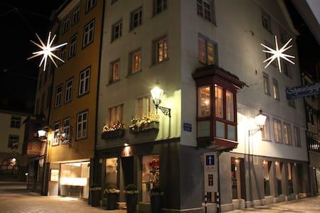 Traumhaft wohnen im Klosterviertel - Saint Gallen