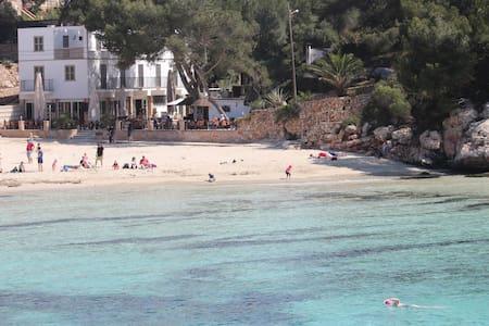 Habitación num 2 en la playa - Cala Santanyí - Oda + Kahvaltı